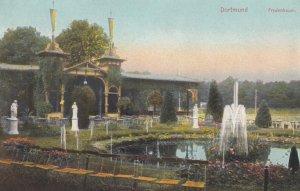 DORTMUND , Germany , 00-10s ; Fredenbaum