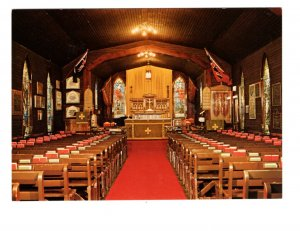 Royal Canadian Mounted Police, RCMP Chapel Interior, Regina, Saskatchewan