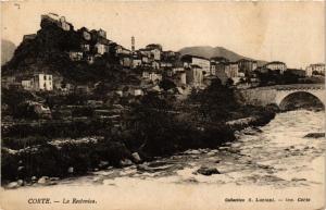CPA CORSE Corte- La Restonica. (711561)