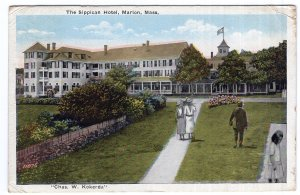 Marion, Mass, The Sippican Hotel