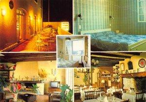 France Gramat Hostellerie Restaurant Bellevue L'Hospitalet Rocamadour Postcard