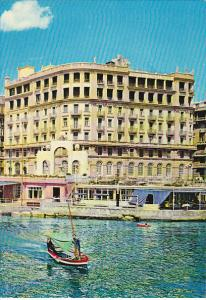 Italy Napoli Hotel Excelsior