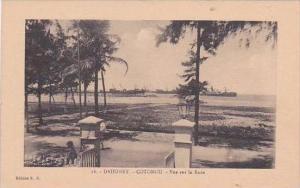 Dahomey Cotonou Vue sur la Rade