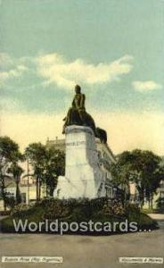 Argentina, República Argentina Monumento a Moreno Buenos Aires  Monumento a ...