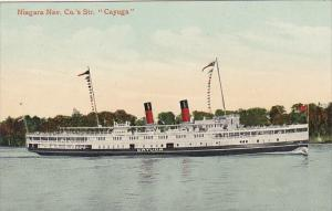 Canada Niagara Navigation Company Steamer Cayuga