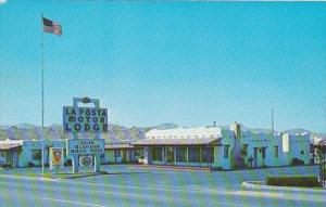 Texas El Paso La Posta Motor Lodge