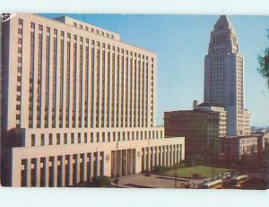 Pre-1980 FEDERAL BUILDING AND POST OFFICE Los Angeles California CA hs1476