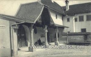 Luzern Swizerland, Schweiz, Svizzera, Suisse Kapuzinerkloster Wesemlin  Kapuz...