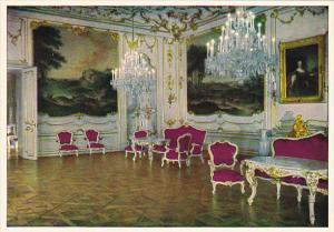 Schloss Schoenbrunn Great Rosa Room Wien Vienna Austria
