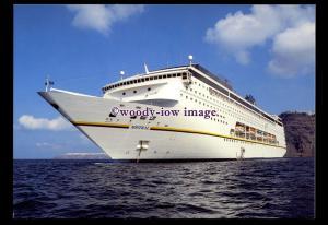 SIM0402 - Festival Cruises Liner , Mistral , built 1999 - postcard