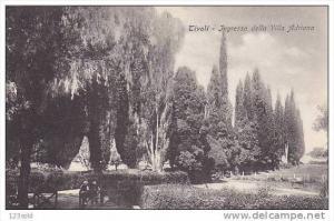 ITALY Tivoli - Ingresso della Villa Adriana 00s - 10s