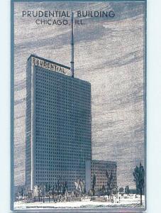 Unused Pre-1980 BUILDING Chicago Illinois IL hn8486