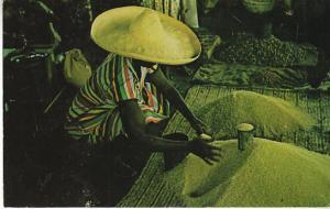 Haiti - Rice Vendor, Aux Cayes