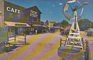 Nebraska Ogallalo Front Street