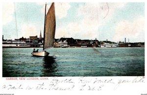 Connecticut  New London ,  Harbor ,