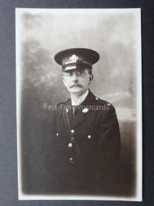Lancashire PRESTON Harry Bamber Studio Portrait of St. Johns Ambulance Officer