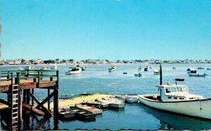 Maine Wells Harbor 1974