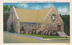 North Carolina Boone Adventist Church