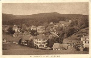CPA Le Hohwald - Vue generale (105099)