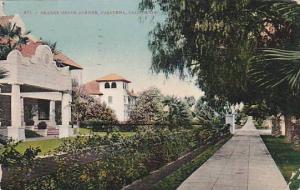 Orange Grove Avenue, Pasadena, California, PU_1937