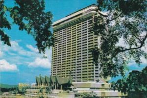 Malaysia Kuala Lumpor The Hilton Hotel