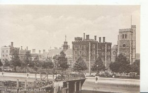 London Postcard - Lambeth Palace - Ref 1515A