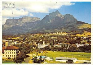 South Africa University of Cape Town, taken from Rondebosch