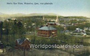 Waterloo, Quebec Canada Unused