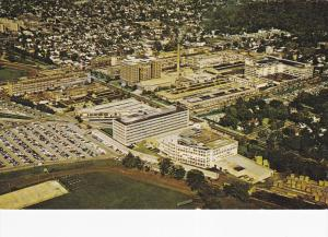 Aerial View, The National Cash Register Company, Dayton, Ohio, United States,...
