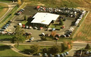 Connecticut East Windsor Killam Truck Dealership Aerial View