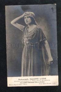 025624 Susanne LAZAR Famous Ballet Dancer. Vintage PHOTO