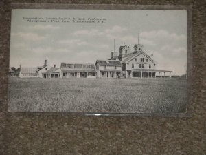Headquarters, Int. S.S. Assn. Conferences, Winnipesaukee, Point, N.H., 1920