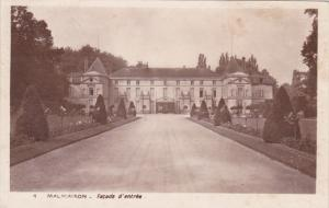 RP: Facade d'Entree, Chateau Malmaison, Rueil-Malmaison, Paris, France