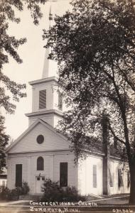 RP; Congregtional Church, ZUMBROTA, Minnesota, PU-1939
