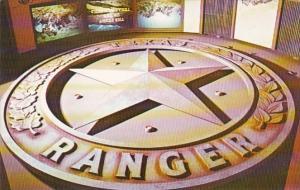 Texas Waco Ranger Badge Texas Ranger Hall Of Fame