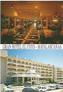 POSTAL PUBLICITARIA 55591: GRAN HOTEL EL COTO. MATALASCA?AS