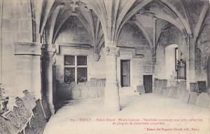 France Nancy Palais Ducal Musee Lorrain