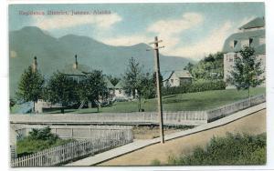 Residence Section Juneau Alaska 1910c postcard