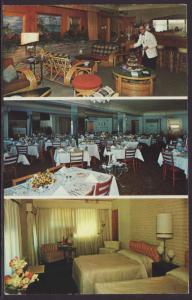 Indian River Inn,Indian River,MI Postcard BIN