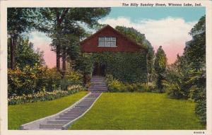 Indiana Winona Lake The Billy Sunday Home