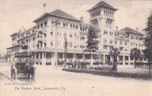 JACKSONVILLE , Florida , 1906 ; The Windsor Hotel