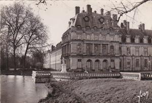 France Fontainbleau Le Palais Aile Louis XV