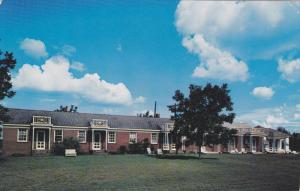 TROY, Alabama, PU-1957; Colonial Tourist Court, U.S. 231