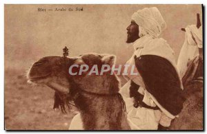 Postcard Old South Arabian Camel