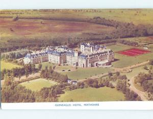 Pre-1980 HOTEL SCENE Perthshire - County Of Perth Scotland UK F6345