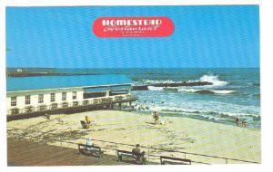 Homestead Restaurant, Ocean Grove, New Jersey, 40-60s