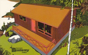 Canada Maisons Monterey Homes Voyageur Model Quebec