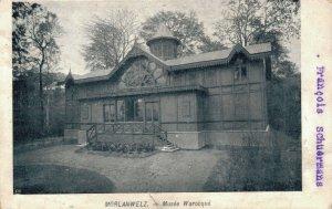 Belgium Morlanwelz Musée Warocqué 03.32