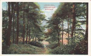 England Leeks Hill Woodbridge Suffolk