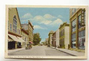 Cars, Prince St, Truro Nova Scotia, PECO